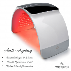 LED light therapy Red