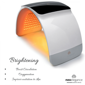 LED light therapy Orange