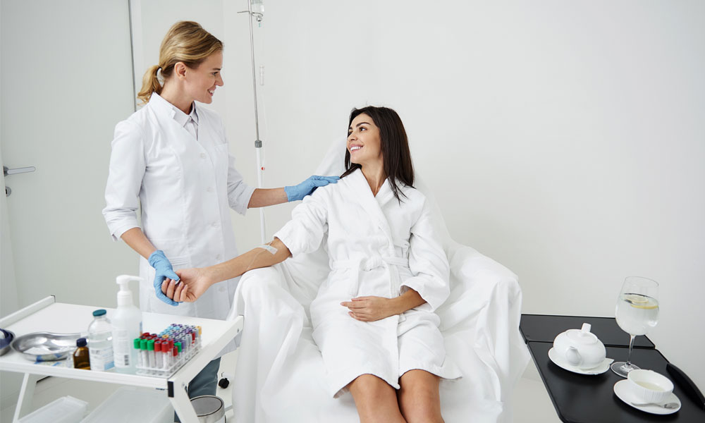 5 Amazing Benefits of IV Drip Therapy