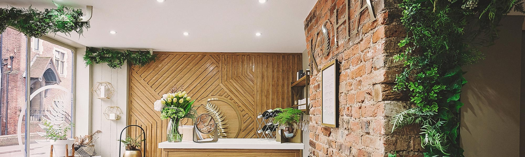 Berkhamsted Aesthetic Clinic Koha Aftercare Page Header Image