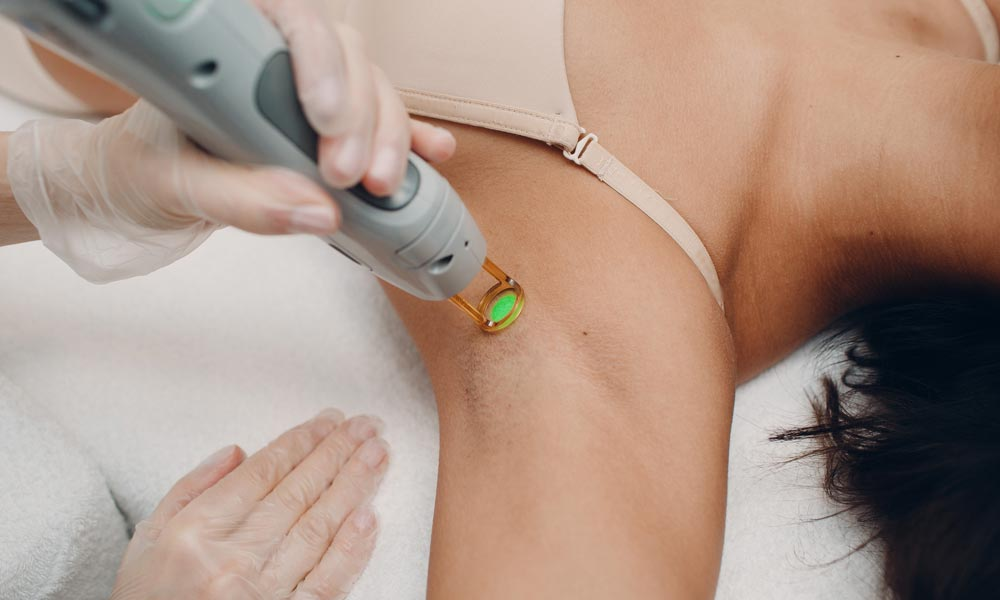 Why Laser Treatment is More Successful Than Home IPL's