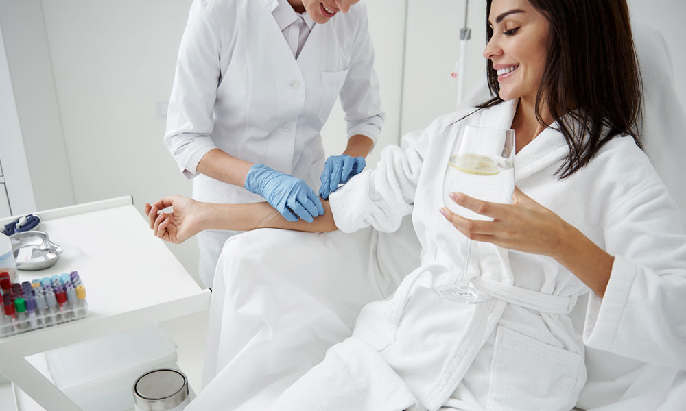 IV Vitamin Drips Why More Professionals Are Choosing IV Therapy Blog Image