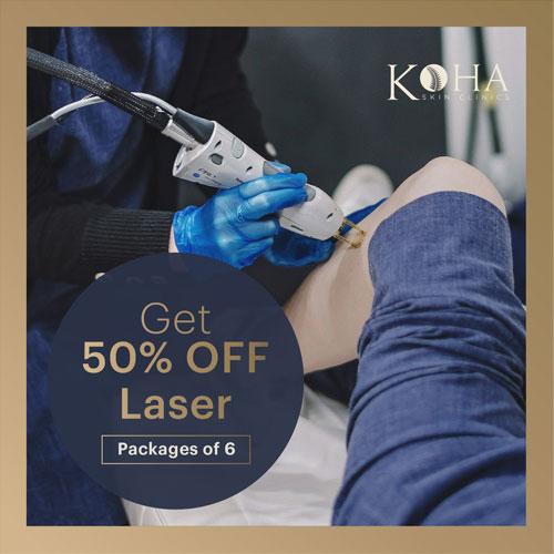 Laser Hair Removal Berkhamsted Koha August 2021 Offers Image 1