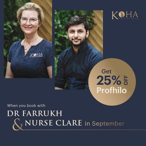 Anti Wrinkle Injections Berkhamsted Koha September 2021 Offers Image 2